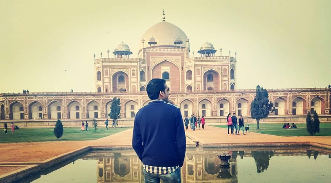 Danish Akhtar Indian Travel Blogger & Backpacker Nomadic Foot