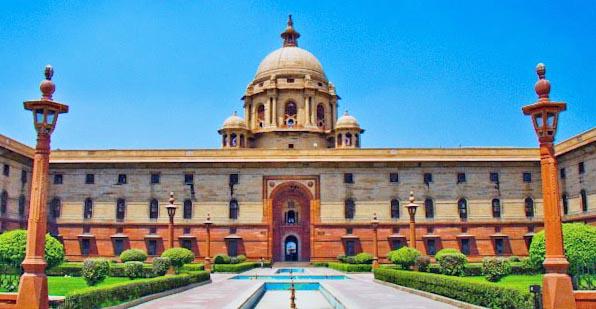 President house of India New Delhi