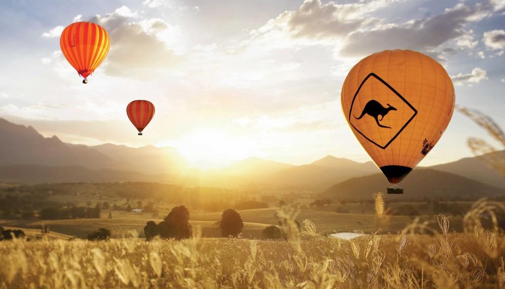 Top tourist destination in Australia