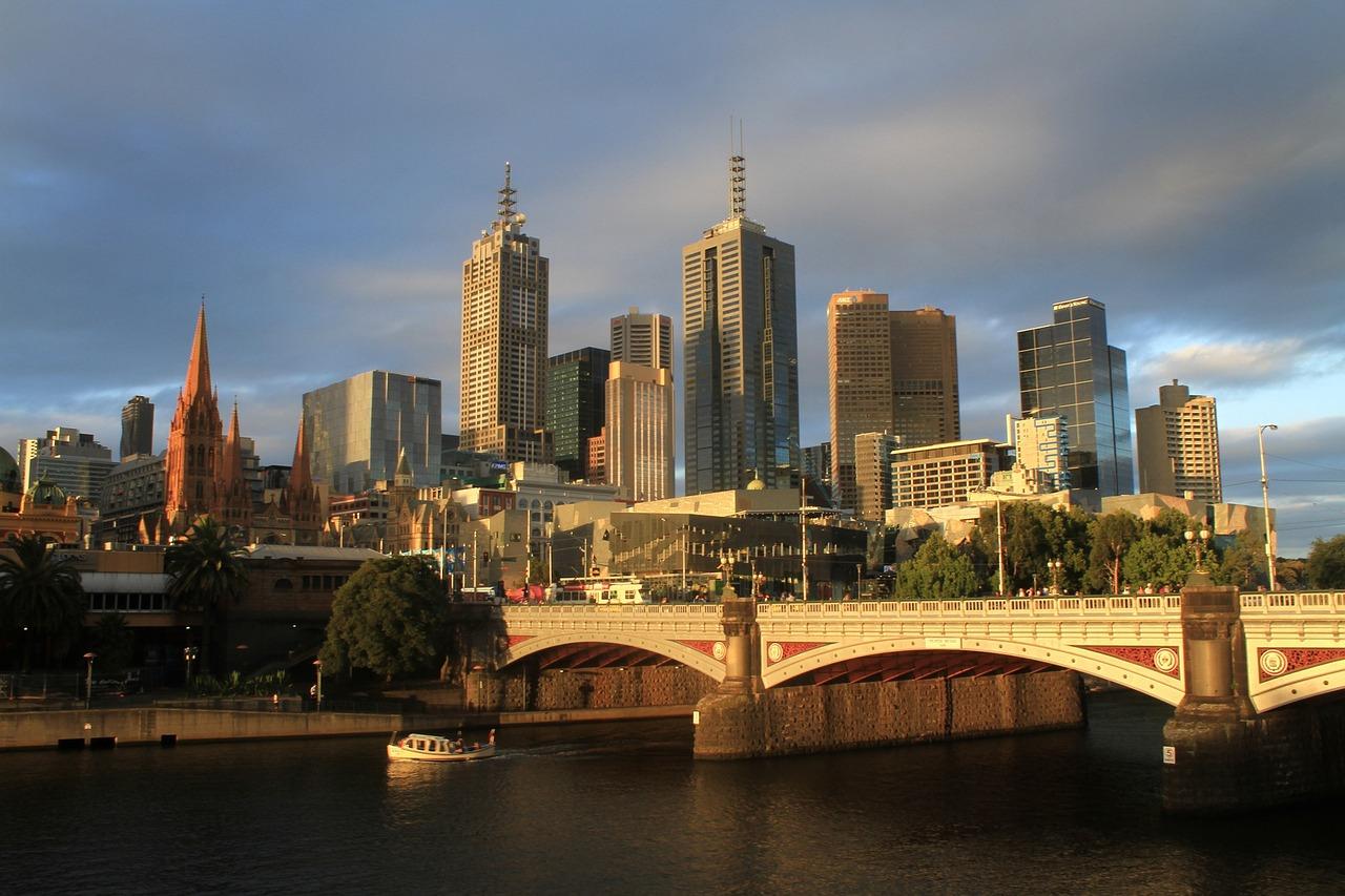Melbourne Australia, Melbourne tourist attraction, tourist destination in Australia