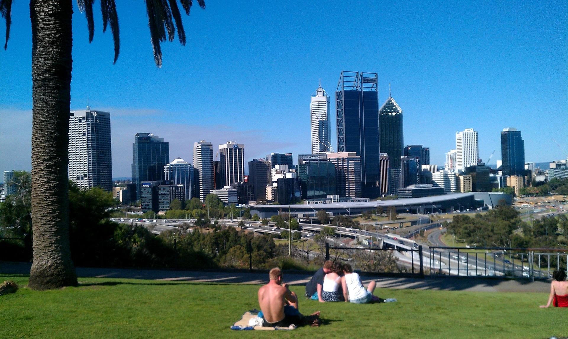 perth in Australia, top tourist destinations in australia