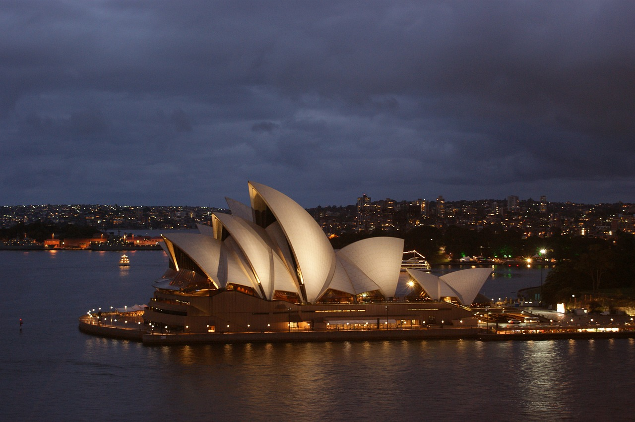 Sydney Australia, top tourist destination in australia