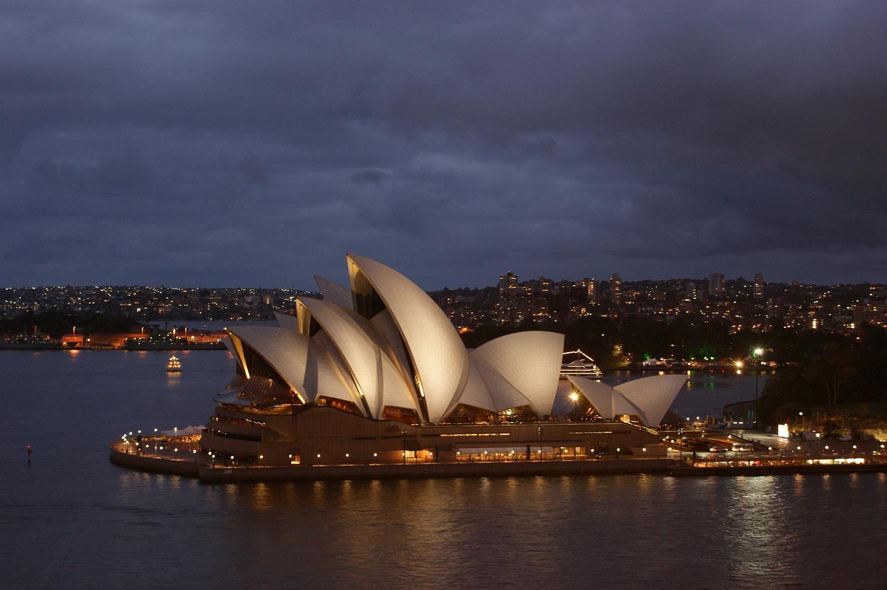 Sydney Australia, top tourist destination in australia