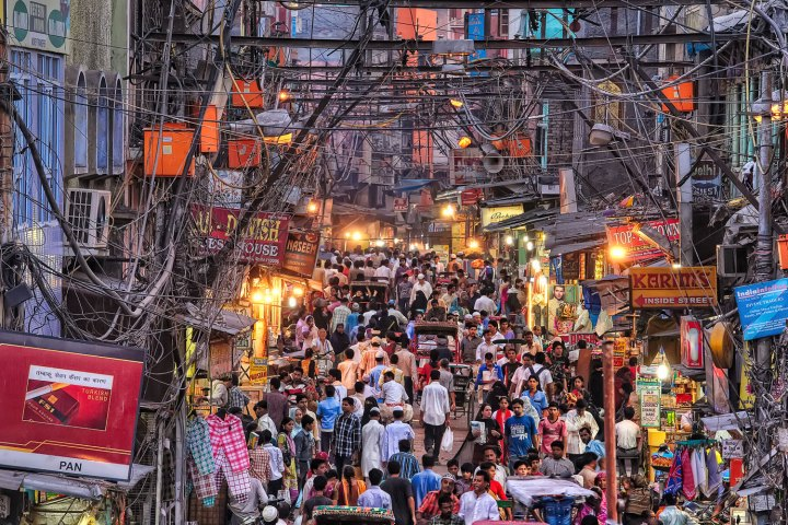 Best shopping markets in Delhi