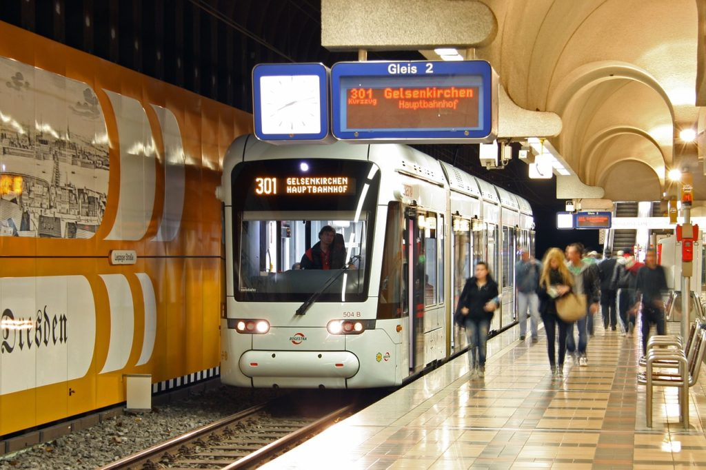 Use Public Transport