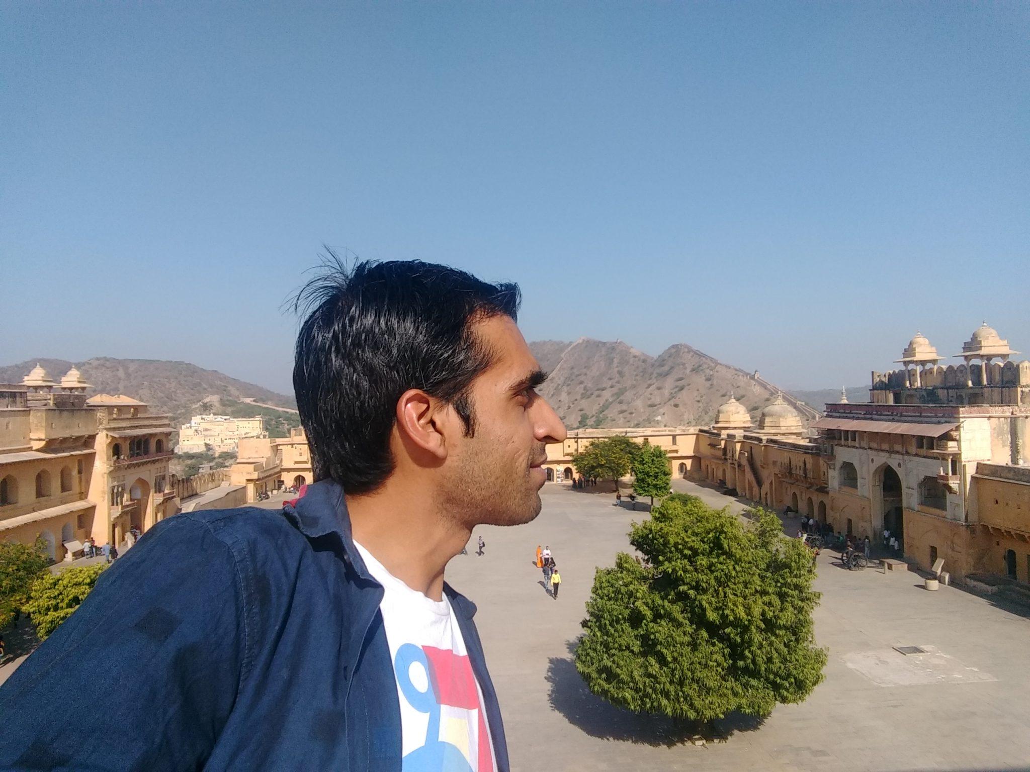 Same Day Trip To Jaipur From Delhi