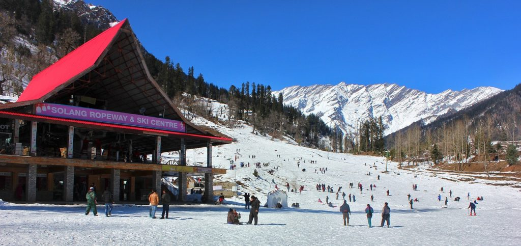 Best Places To Visit In Manali Himachal Pradesh India