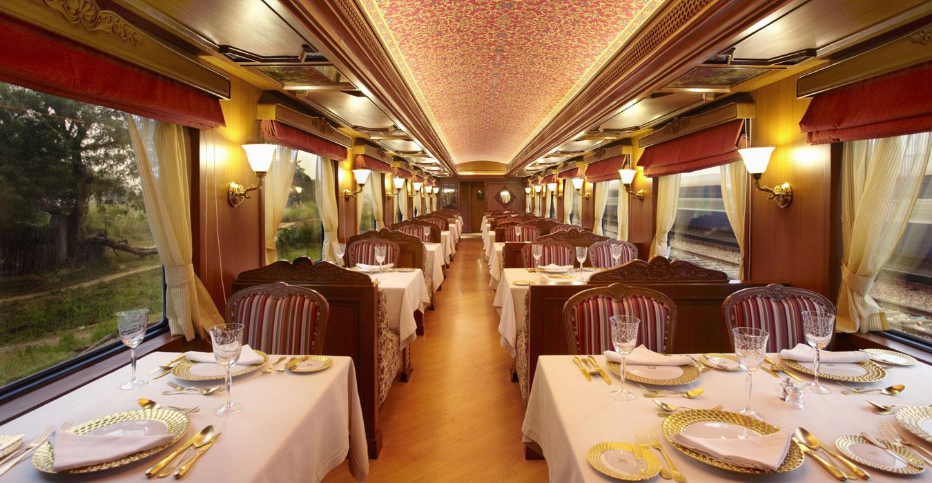 List of Best Luxury Trains in Rajasthan
