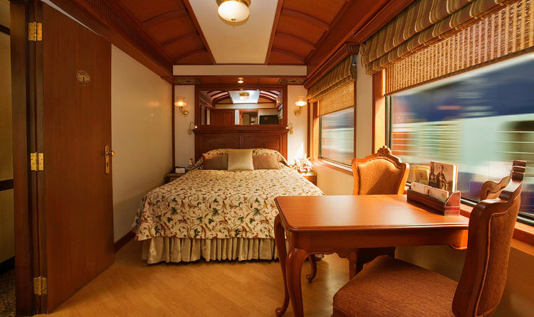 Best Luxury Trains in Rajasthan
