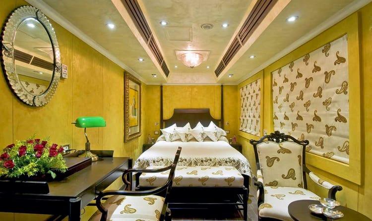 Best Luxury Trains in Rajasthan