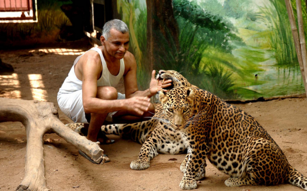 Dr. Prakash Amte, who touched the hearts of millions