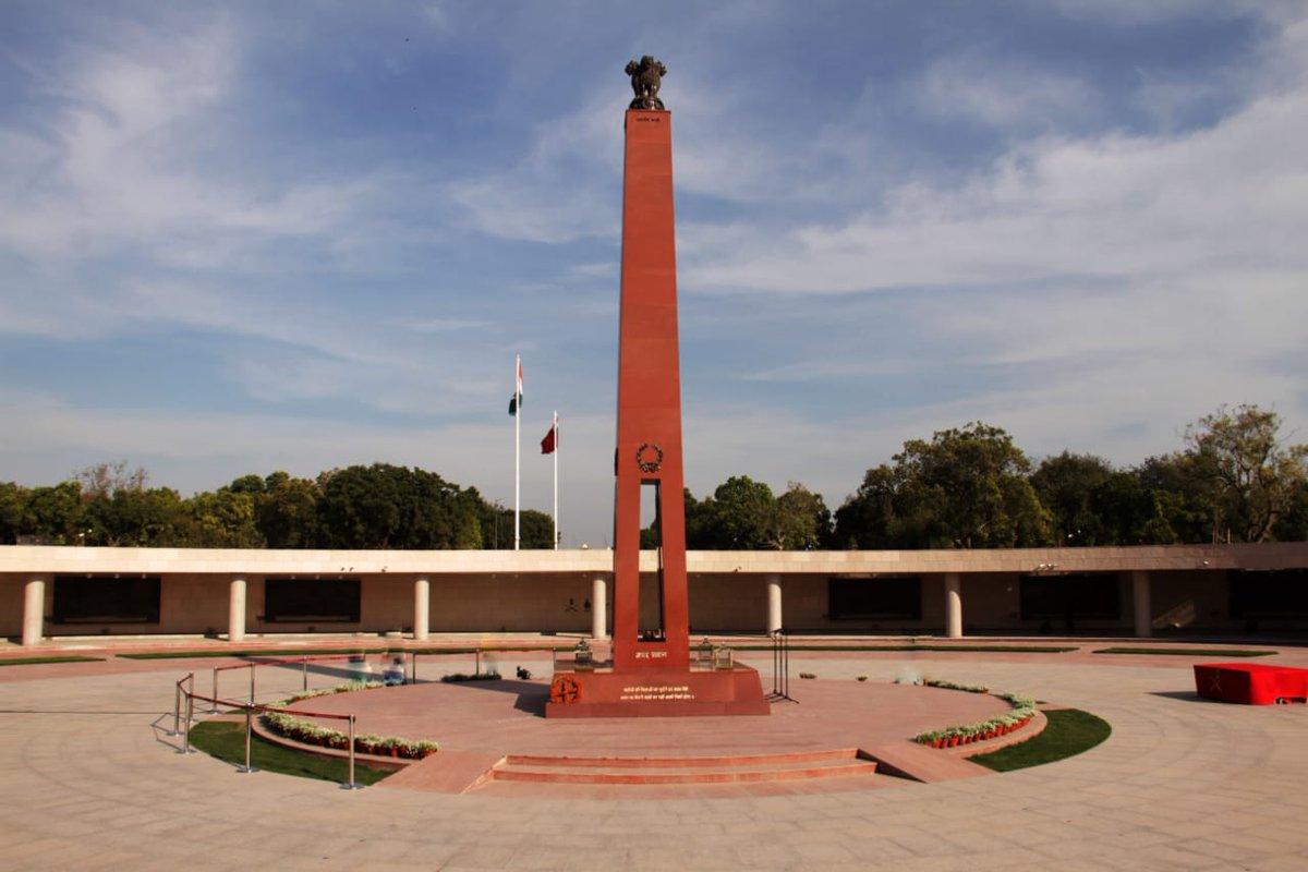 National War Memorial India Gate Delhi