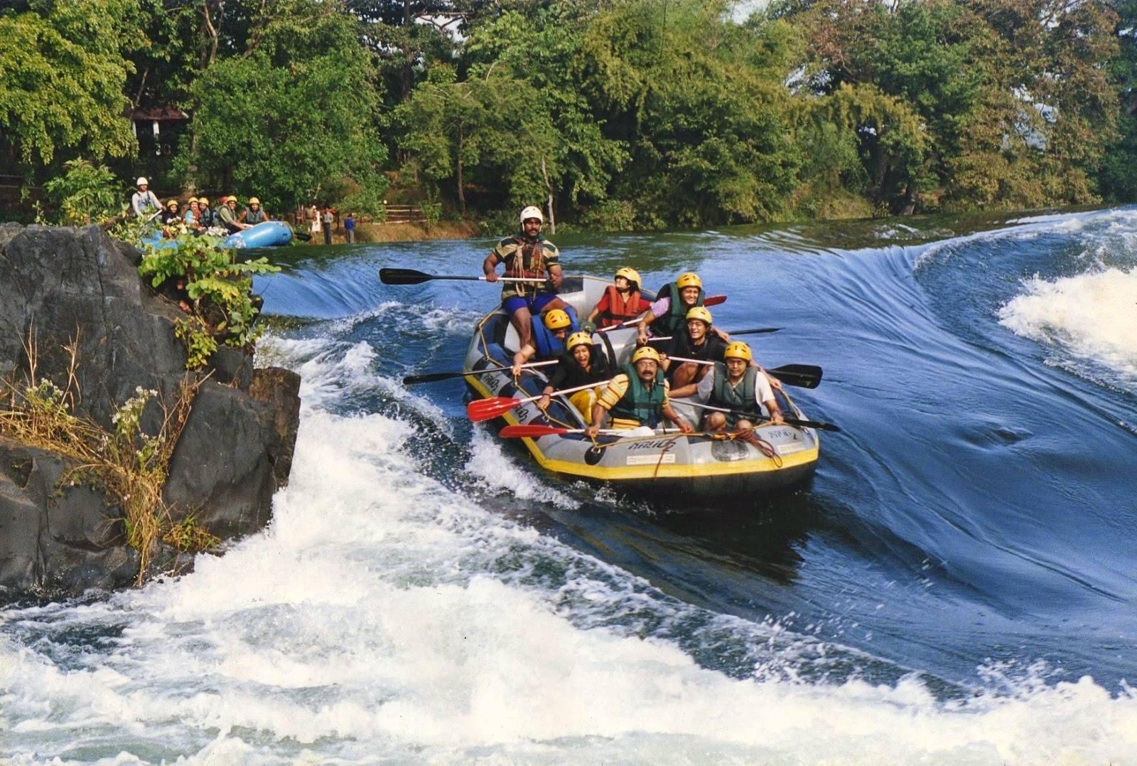Explore Adventures River Rafting in Dandeli