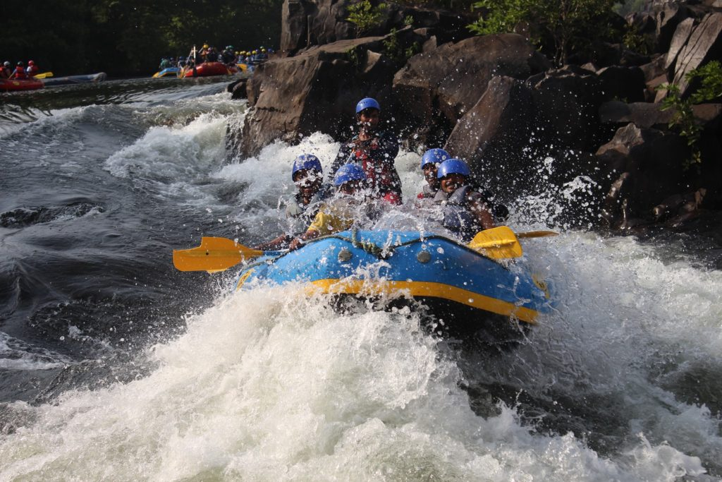 Explore Adventures River Rafting in Dandeli