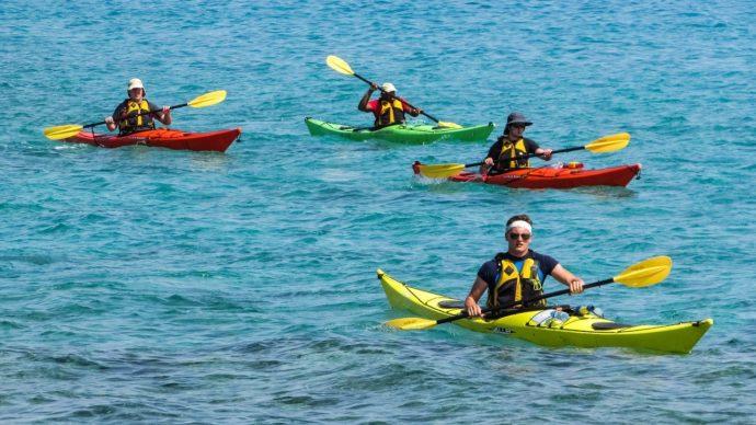 Canoe Trips in Australia